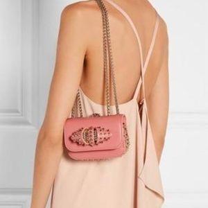 c59695359e5 CHRISTIAN LOUBOUTIN Sweet Charity Mini Spiked Bag NWT